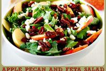 Apple Salads