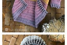 Knitting, sewing, quilting and crochet