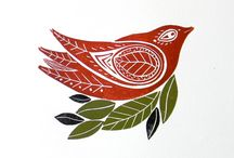 Printmaking Ideas / by Jennifer Sanders