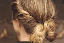 hair / by Caroline Rykard