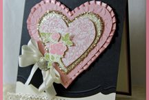Stampin' Up! - Valentines Day / cards and projects created with Stampin' Up! valentine's stamps / by Sandi MacIver  - Stampin Up - Stamping with Sandi