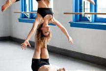 Gym, Dance & Yoga