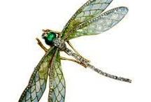 Dragonflies, and Butterflies