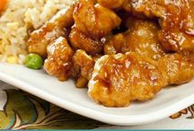 Food - Chinese / by Erin Arneson