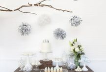 Holiday Sweets Table / by Maureen Stevens