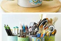Recycling, Repurpose and Upcycling