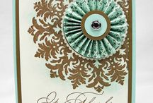 Stampin Up Medallion
