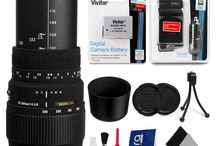 Camera Gadgets / by Carson Kehoe