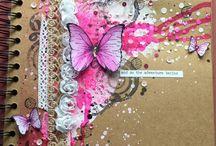Journal/Scrapbook/Album☆
