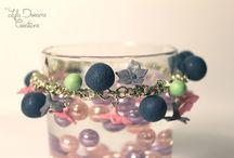 Bracelets / Handmade Polymer Clay Bracelets