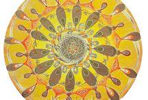 Sonnenkraft-Mandala