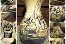 Ingas Keramikk / Inga Bjørnsdottirs art