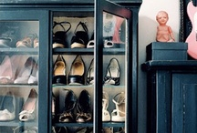 Dressing room dreams / Want a dressing to rival any A-lister which provides room for my shoes