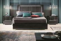 Italian Bedroom Furniture / Modern Italian furniture available from Denelli Italia - www.denelli.co.uk