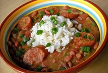 Louisiana Eats / Louisiana and New Orleans Food and Recipes / by Food Junkie