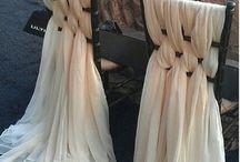 Chair Ties & Linen Decor