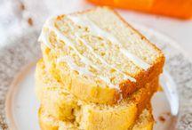 Eats - Dessert - Cake & Pie / by Kathleen Benckendorf