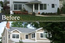Exterior Home Makeovers  / by Dulce Candy