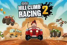 تحميل و شرح لعبة Hill Climb Racing 2 - سباقات ثنائية الأبعاد