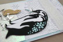 pingvin dies papercraft esentials