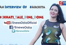 Archita Sahu's Interview