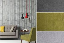 Minimalistic Modern / It's simple, but it says so much. A minimal and modern approach to interior design is stylish, but makes your cleaning job so much easier! Find the fabrics for every minimal modern look at www.marthas.co.nz