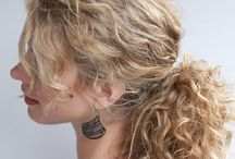 Hair Styling / Mainly for curly, frizzy hair. Does include up does and treatments :D