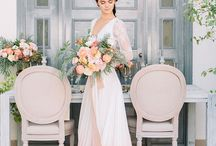 Secularly Wed Styled Shoot