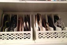 Organizing / by Bethany Smith