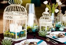 Party ideas / Drinks, table setting, decoration...