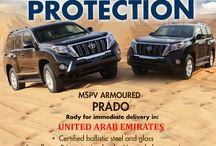 Best Bulletproof Vehicles UNITED ARAB EMIRATES