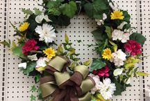 Summer Floral / Created by the Floral Designer @ Michaels in Timmins Ontario