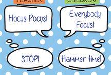 Teaching phrases