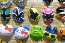 Masks idea