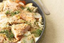Recipes - Fish Meals