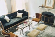 ALI's living rooms to love / Fabulously stylish living rooms to spark inspiration.