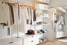 Creative and Beautiful Closet Solutions