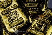 Gold Bars Spotlight