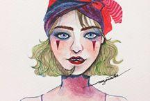 My art works / ⭐️