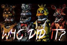 Five nights at freddys / Freddy did the bite of 87