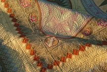 Jacobean Journey, 2014 EmbroidaBlock of the Month