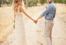 oblek svatba