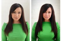 Remy Hair Extension / Remy hair refers means that the hair isn't only 100% human hair, but it has its cuticle intact and every one of the hair runs in the same direction from root to tip.