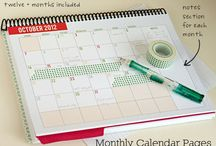 Planners, Office Supplies & Other Do-dads