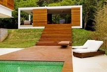 Inspiração Profissional / Arquitetura e Urbanismo / Inspirações para projetos e design de interiores
