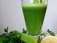 smoothies and blended drinks