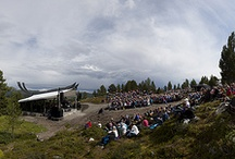 "The consert ""Ved Rondane"" in the nationalpark Rondane / Pictures from 2012"