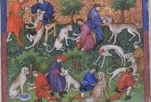 Medieval hunting... / being representations of hunting  in Prue Batten's fantasy and historical fiction novels.