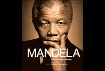 All things NELSON MANDELA / by Beatrice Milton