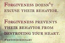 Forgiveness / by Denise Adams